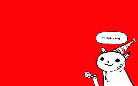 Memes Hd - party cat meme wallpaper 7673 1920 x 1200 wallpaperlayer com