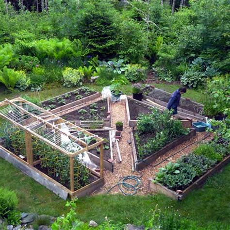 Raised Garden Layout 22 Ways For Growing A Successful Vegetable Garden Amazing Diy Interior Home Design