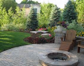 ideas for backyard landscaping great scapes outdoor living our portfolio