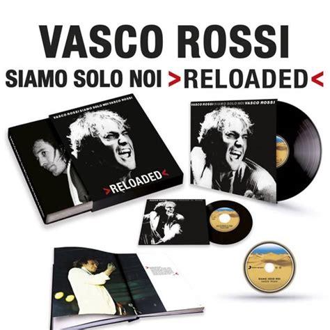 album vasco 2013 vasco siamo noi reloaded album acquista