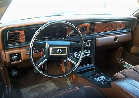 how make cars 1985 mercury cougar interior lighting 1980 mercury cougar information and photos momentcar
