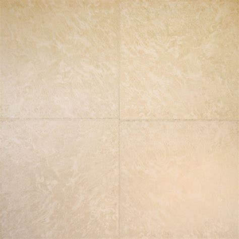 X Ceramic Floor Tile Ms International Isla Beige 16 In X 16 In Glazed Ceramic Floor And Wall Tile 16 Sq Ft