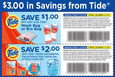 printable canadian tide coupons coupons free sles myabigail100 3 worth of tide