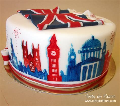 Themed Birthday Cakes Uk | london themed b day cake cakecentral com