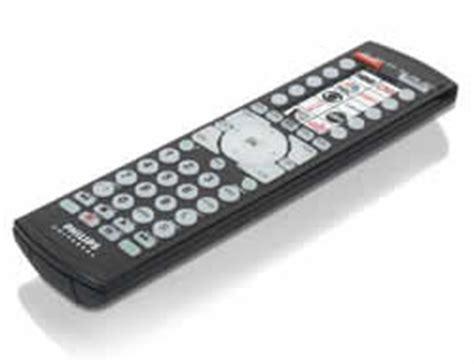 Philips Sru4106 Universal Remote Control User Manual