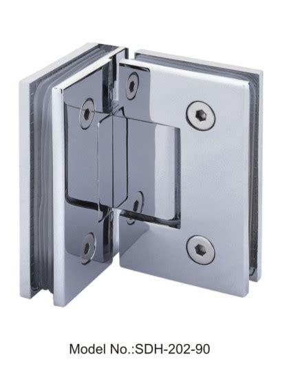 5 Solid Brass Door Hinge Engsel Pintu Kuningan Asli Hhn1608 Large shower door hinges glass hardware manufacturers part 9