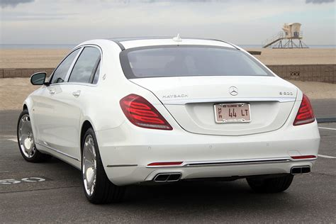 mercedes maybach 2016 2016 mercedes maybach s600 starts at 189 350
