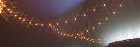 Wedding Lighting And Special Event Lighting For Chicago Italian String Lighting
