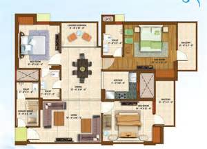 One Story House Plans With 4 Bedrooms floor plan avj group avj heightss at zeta 1 greater