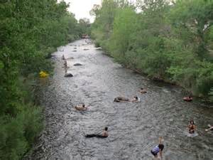 Colorado River Tubing Clear Creek Whitewater Park Golden Colorado River Tubing