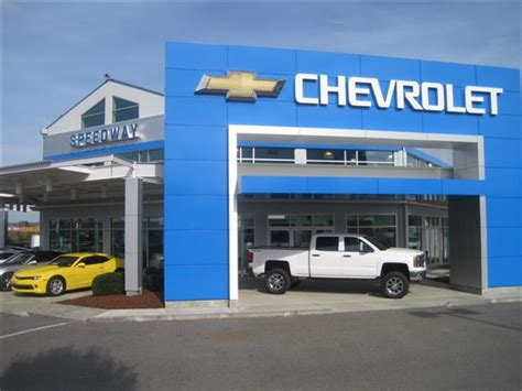 speedway chevrolet hours and map address directions to