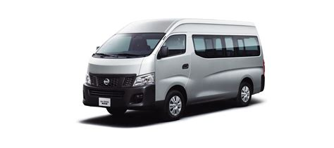 nissan urvan car features list for nissan urvan 2018 14 seater manual 4