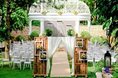 Cheap Wedding Receptions In Tagaytay