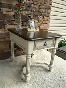 End Table Ideas by 25 Best Ideas About Refurbished End Tables On Pinterest
