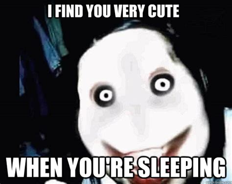 Jeff The Killer Meme - omegle forever creepy pic hot girls wallpaper