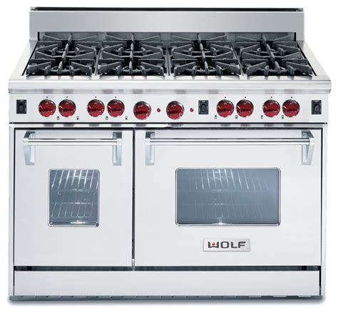 wolf electric range pictures to wolf 48 quot pro style gas range stainless steel gr488 gas ranges and electric ranges los