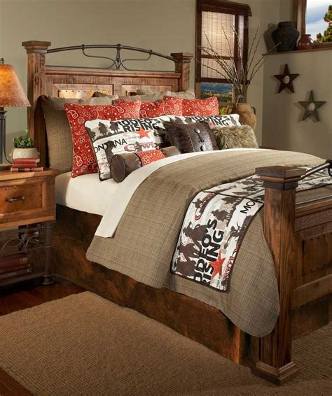 Cabin Themed Bedding by Cabin Themed Bedding Wildlife Tapestry Bedding Collection