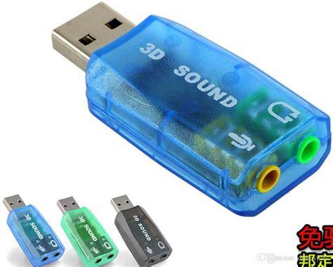 Audio Sound Card 2 0 Usb Interface usb audio 5 1 external usb sound card audio adapter drive