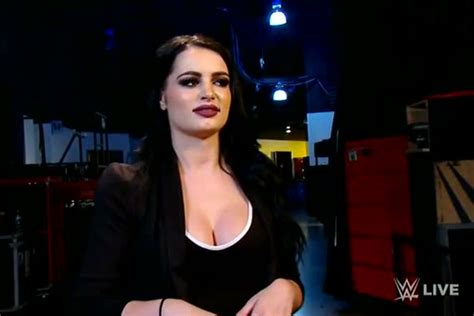 paige wwe 2018 are wwe officials happy with paige s role as smackdown gm