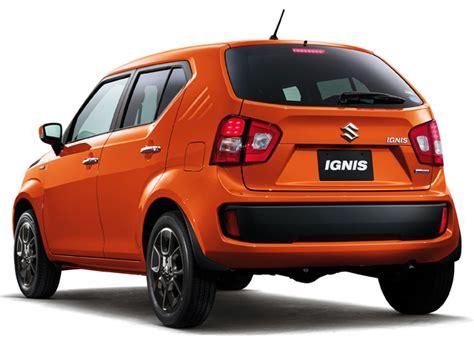 Suzuki Phillipines The Suzuki Ignis Has The Right Size To Fit Ph Roads Top