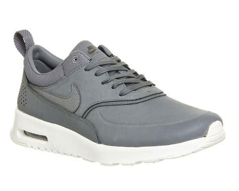 Nike Air Max Thea Grey nike air max thea in gray lyst