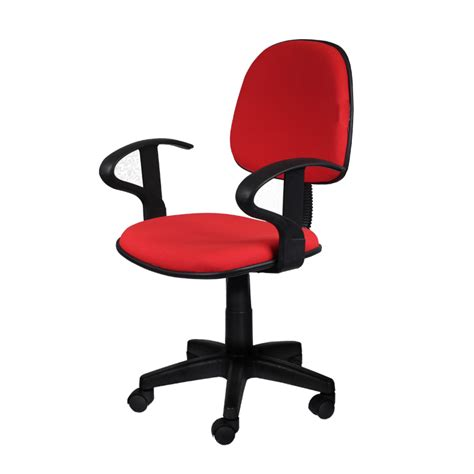 red office desk chair office chair carmen 6012 red price 30 56 eur kids