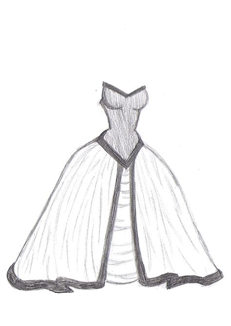 Victorian Dress Drawing Www Pixshark Com Images Galleries With A Bite Images For Drawing