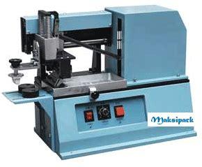 Alat Perekat Plastik Gelas pengemas mesin pad printing mesin pemberi kode