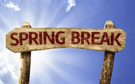 Spring Break Vacation Ideas