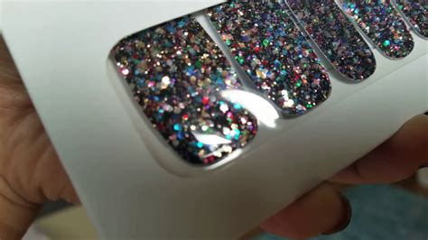 broadway colors color broadway glimmer nail strips