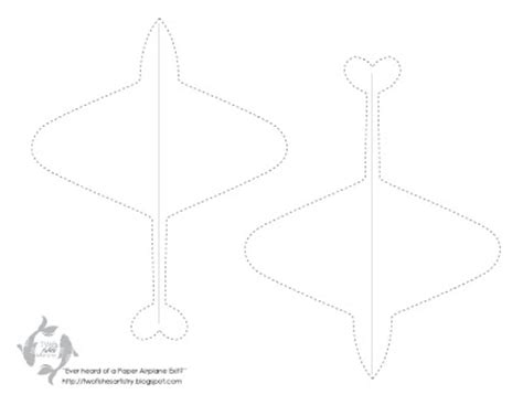 paper airplane templates for distance paper plane template studio design gallery best design