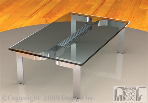 06 high grade stainless steel glass coffee table tv coffee table reflection 003 assf advanced stainless