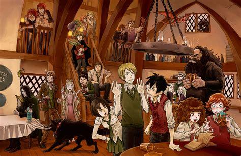 harry potter fan art harry potter anime harry potter fan art 28963964