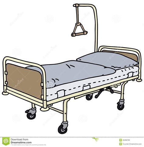 cama hospital website cama de hospital ilustraci 243 n del vector ilustraci 243 n de