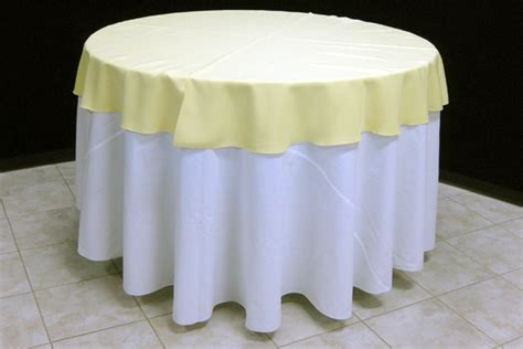 choosing the right tables linens benson tent rent