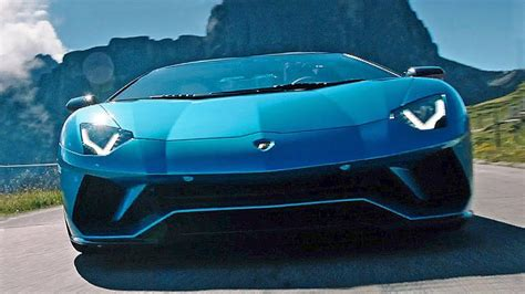 lamborghini aventador s roadster 2018 features driving design youtube