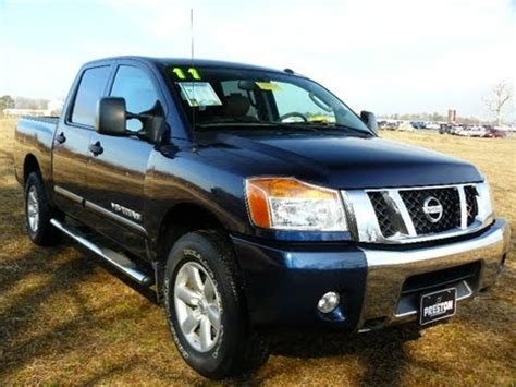 nissan titan used truck for sale maryland