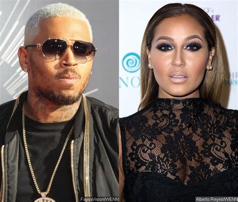 chris brown calls adrienne bailon quot trout b ch quot chris brown won t apologize to adrienne bailon for