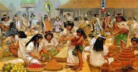 imagenes de mayas trabajando 191 conoces el origen prehisp 225 nico del tianguis tuul