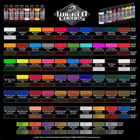 the color colors airbrush paint direct