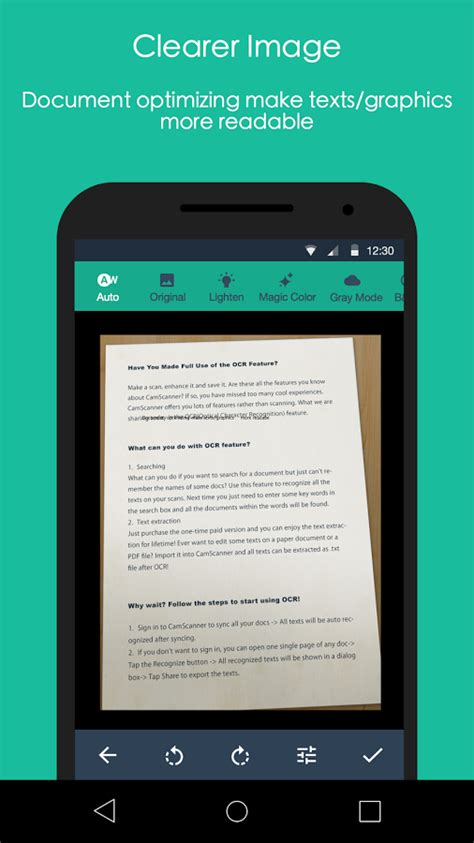 pdf writer for android camscanner phone pdf creator android apps on play