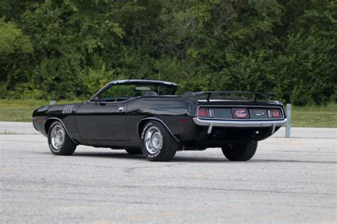 plymouth power 1971 plymouth cuda convertible 440 6 pack power steering