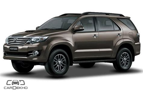 Toyota For Tuner Toyota Fortuner New Photo Autos Post
