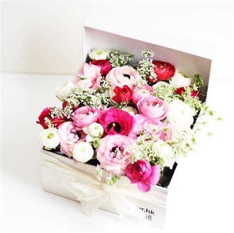 Flower Box Murah Jakarta Florist 3 小牡丹花盒
