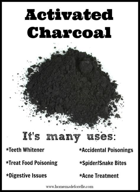Activated Charcoal Used For Nicotine Detox by 58 Best Activated Charcoal Images On Home