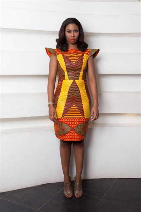 2015 latest ankara dress styles trendy african print dress ankara 2015 styles 7