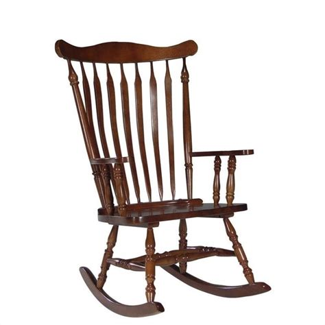 solid wood rocking chair ebay international concepts solid wood rocking chair in soft