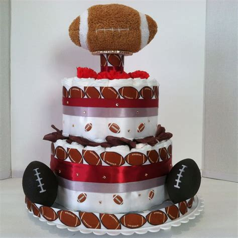 Baby Shower Football Cakes by Best 25 Football Cakes Ideas On Baby