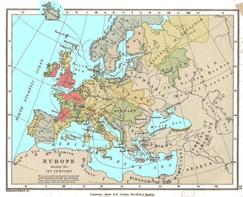 map of eurpore european history maps