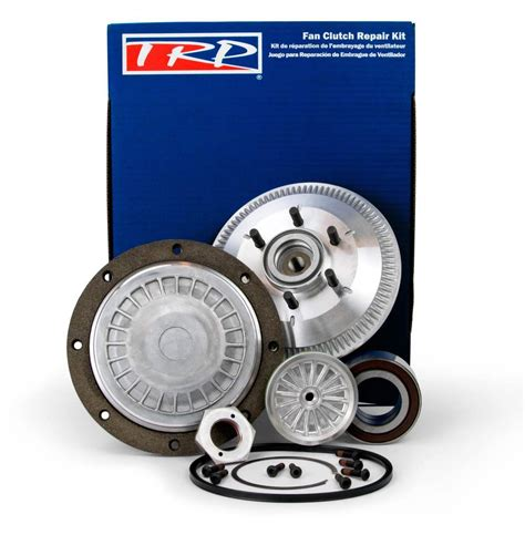paccar truck parts trp introduces fan clutch repair kits truckpr